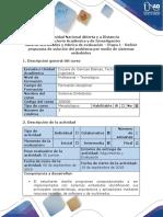 Guía de Actividades y Rúbrica de Evaluación – Etapa 1 - Definir Propuesta de Solución Del Problema Por Medio de Sistemas Embebidos