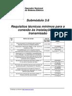 ProcedimentosDeRede Módulo 3 Submódulo 3.6 Submódulo 3.6 Rev 1.1