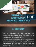 UD 1.1 Sistemas y Procedimientos 1