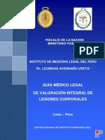 GUIA MEDICO LEGAL 2014