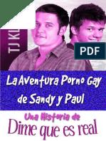 La Aventura Porno Gay de Sandy y Paul. T.J Klune