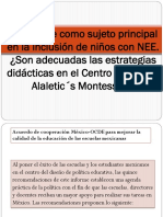 El docente como sujeto principal en la inclusión NORMATIVIDAD 2.pptx