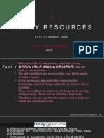 Sumber Daya Keluarga