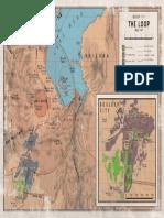 Map of Boulder City - TFTL