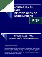 Normas ISA S5-25 actual.pps