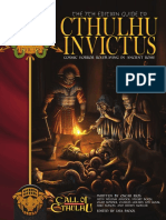 Cthulhu Invictus - The 7th Edition Guide