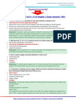 IT Essentials (ITE v6.0 + v7.0) Chapter 2 Exam Answers 100%