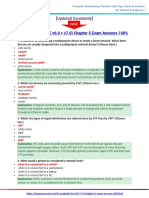 IT Essentials (ITE v6.0 + v7.0) Chapter 5 Exam Answers 100%