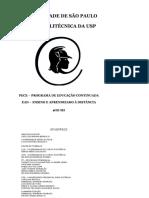 Apostila eHO 103 USP 2003