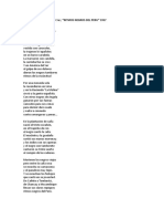 Análisis de La Décima Ritmos Negros Del Perú