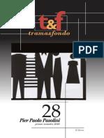 Trama y fondo - Pier Pasolini.pdf