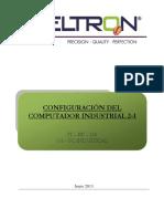 Manual de Instalacion computadora industrial Allen Bradley