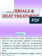 Railway Heat Treatment
