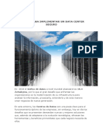 Implementar Un Data Center