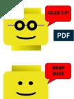Lego Signs