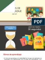 ritmos y ESTILOS DE APRENDIZAJE primaria baja y alta.pdf