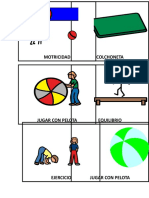 Pictogramas para tableros de comunicación