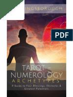 Tarot-Numerology Archetypes_ a Guide to Yo - Joy Kingsborough