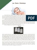 Busana Bayi Dan Jenis.docx