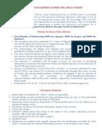 About the scheme of Prgati Scheme.pdf