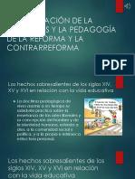 LA RENOVACIÓN DE LA HUMANITAS Y LA PEDAGOGÍA.pptx