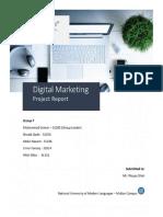 BeyondPlus - Digital Marketing Project Report (2)