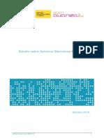 Estudio ONTSI E-commerce B2C ES Oct10