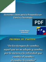 ECUADOR Prospectiva Tecnológica (Venezuela) FBLANCO