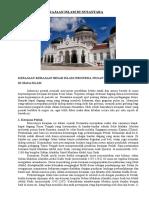 Kerajaan Kerajaan Islam Di Nusantara