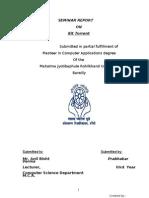 Bit Torrent Seminar Report