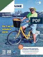 Semaine Bleue 2019 à Metz