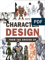 [Kevin Crossley] Character Design From the Ground (Z-lib.org)