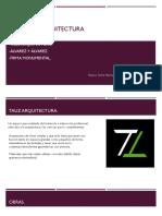 Firmas Arquitectonicas