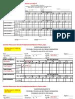 Contoh Penulisan Rekam Pemberian Antibiotik & Stiker Automatic Stop Order