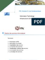 3 - ITIL V3 Les Fondamentaux