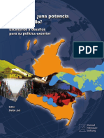 Colombia ¿Una Potencia en Desarrollo?