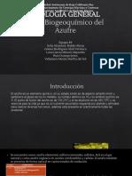 Ciclo Biogeoquimico Del Azufre.odp