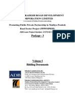 Bid Document Volume I Pkg 3