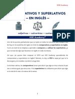 Comparativos y Superlativos en Inglés (1)