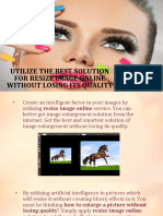 UTILIZE THE BEST SOLUTION FOR RESIZE IMAGE ONLINE.pptx