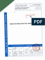 PRB-PRN-PR45 SRB Enumeration by Serial Dilution (Rev.01)