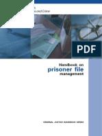 Handbook on Prisoner File Management