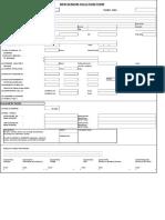 New Vendor Selection Form (Baru)