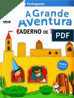 328570888 a Grande Aventura 2ºano Pt Caderno de Escrita