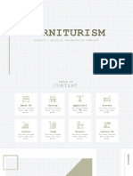 Furniturism Powerpoint Presentation