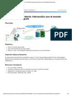 3.2.5.14 Práctica de laboratorio_ interacción con el mundo físico de Cisco Spark