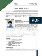 Korean Languages  Syllabus