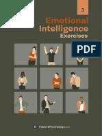 3 Emotional Intelligence Exercises 1