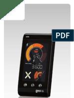 Energidisplay manual