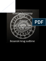Bosnian Horoscop - DRAGON
